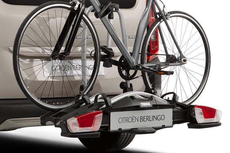 Geschenkidee Autohaus - Citroen Fahrradträger
